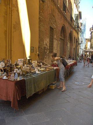 Lucca flea market (4)