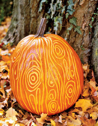 Oak pumpkin
