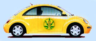 Capitola cannabis car