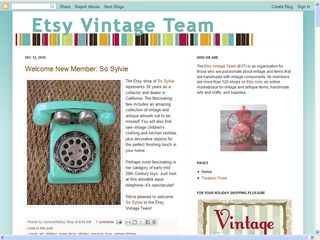 ETSY - SoSylvie Screen