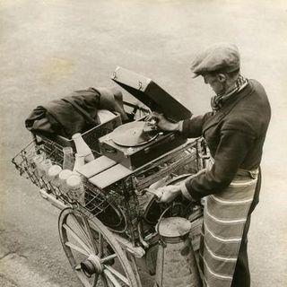 Record cart