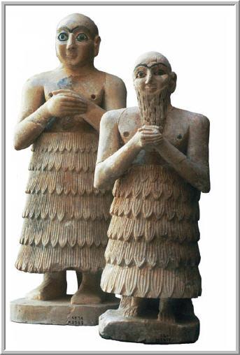 Mesopotamia Clothing