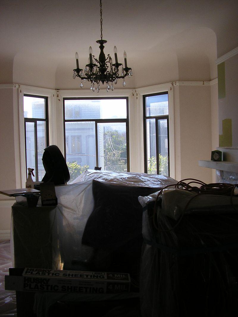 Before bay windows