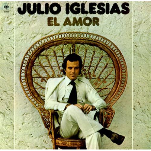 Julio+Iglesias+-+El+Amor+-+LP+RECORD-421132