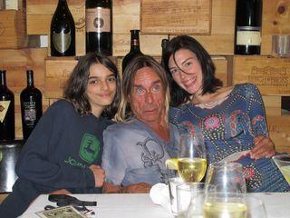 Marcel, Iggy & Jessica