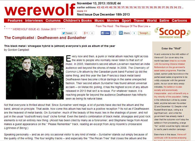 1 werewolf