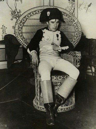 Chaplin bonaparte