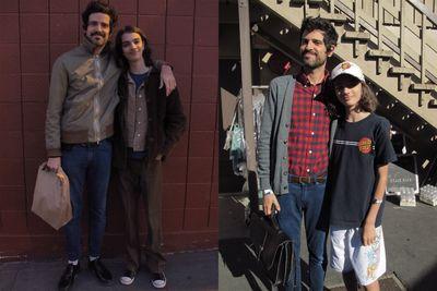 1 year apart