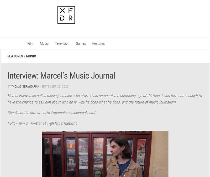 Marcel Screenshot X-Fader