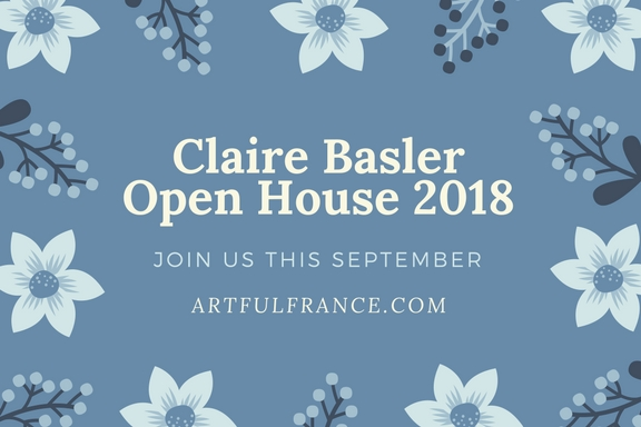 Claire Basler Open House 2018