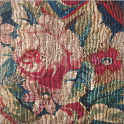 Detail tapestry